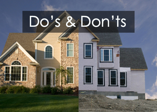 Do's and Don'ts with Fix & Flip Contractors